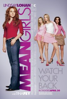 Mean Girls 2004 poster