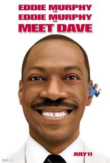 Meet Dave (2008) cover