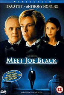 Meet Joe Black 1998 poster