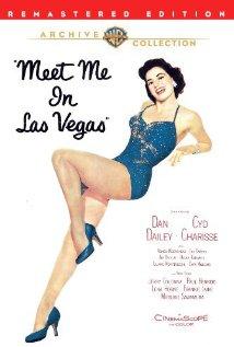 Meet Me in Las Vegas (1956) cover