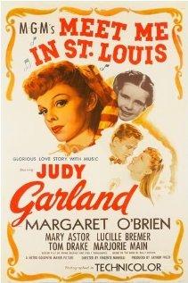 Meet Me in St. Louis 1944 poster