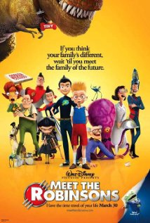 Meet the Robinsons (2007) cover