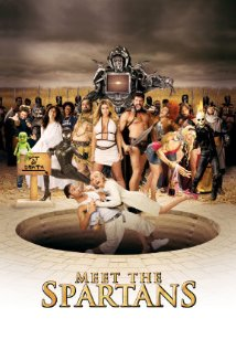 Meet the Spartans (2008) cover