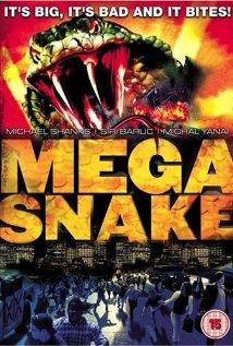 Mega Snake (2007) cover