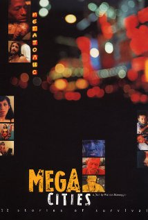 Megacities (1998) cover