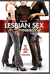 Lesbian Sex and Sexuality 2007 poster