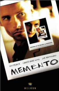 Memento (2000) cover