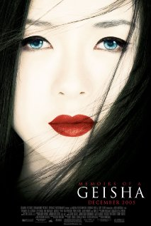 Memoirs of a Geisha (2005) cover