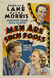 Men Are Such Fools 1938 poster