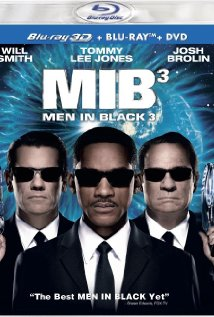 Men in Black 3 2012 poster