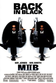 Men in Black II (2002) cover