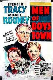 Men of Boys Town 1941 poster