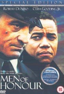 Men of Honor (2000) cover