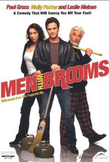 Men with Brooms (2002) cover