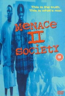 Menace II Society 1993 poster
