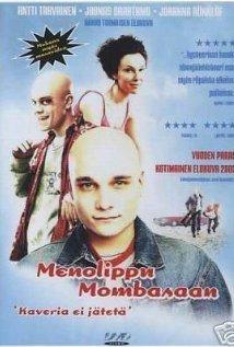Menolippu Mombasaan (2002) cover