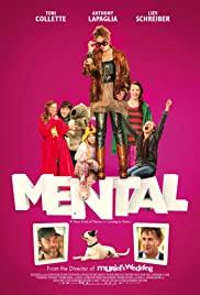 Mental (2012) cover