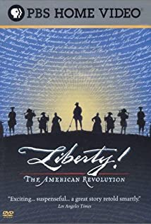 Liberty! The American Revolution 1997 poster
