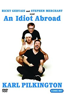 An Idiot Abroad 2010 poster