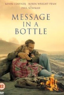 Message in a Bottle 1999 poster