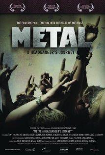 Metal: A Headbanger's Journey 2005 poster