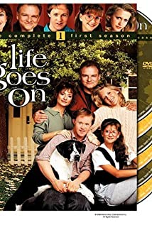 Life Goes On 1989 poster