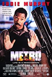 Metro (1997) cover