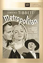 Metropolitan (1935) cover