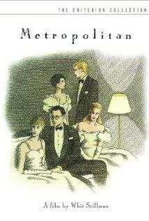 Metropolitan (1990) cover