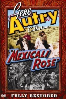 Mexicali Rose (1939) cover