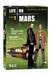 Life on Mars 2006 poster