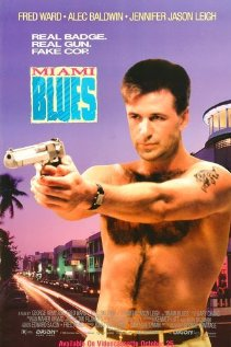 Miami Blues (1990) cover