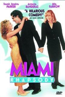 Miami Rhapsody 1995 poster