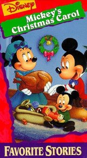 Mickey's Christmas Carol (1983) cover
