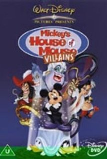 Mickey's House of Villains (2001) cover