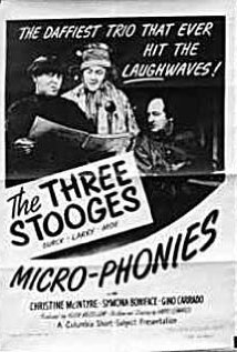 Micro-Phonies (1945) cover