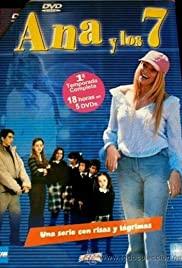 Ana y los 7 2002 poster