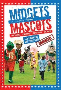 Midgets Vs. Mascots 2009 poster