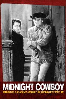 Midnight Cowboy 1969 poster