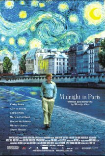 Midnight in Paris (2011) cover