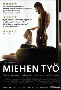 Miehen työ (2007) cover