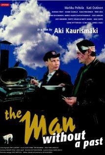 Mies vailla menneisyyttä (2002) cover
