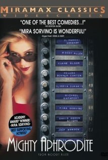 Mighty Aphrodite 1995 poster