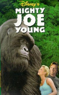 Mighty Joe Young (1998) cover