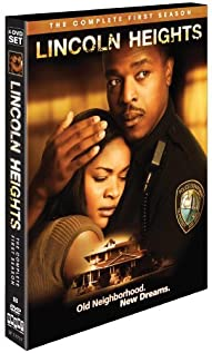 Lincoln Heights (2006) cover