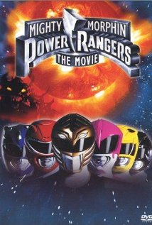 Mighty Morphin Power Rangers: The Movie (1995) cover