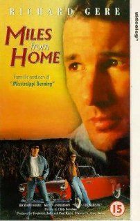 Miles from Home (1988) cover