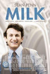 Milk (2008) cover