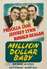 Million Dollar Baby (1941) cover