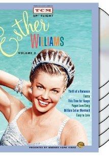 Million Dollar Mermaid 1952 poster